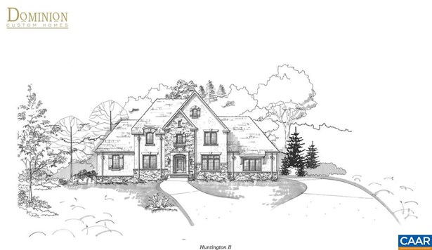 Proposed Detached, French Provincial - CHARLOTTESVILLE, VA (photo 1)