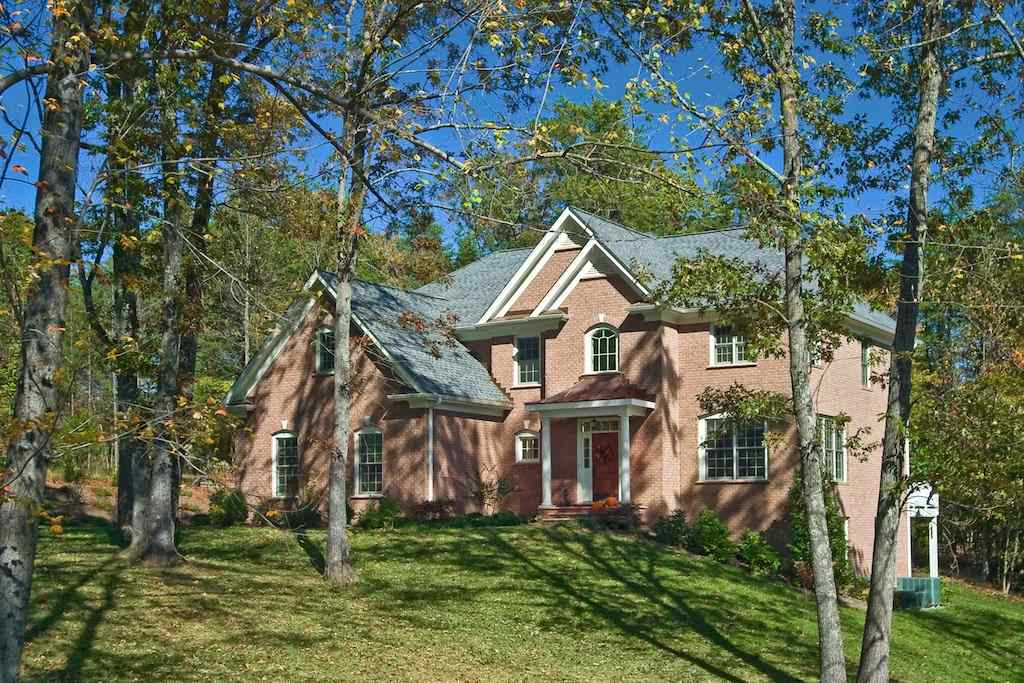 Proposed Detached, French Provincial - KESWICK, VA (photo 1)