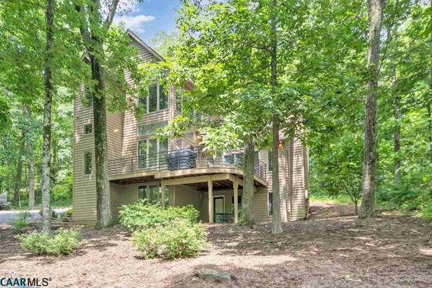 Chalet,Contemporary, Detached - WINTERGREEN RESORT, VA (photo 1)