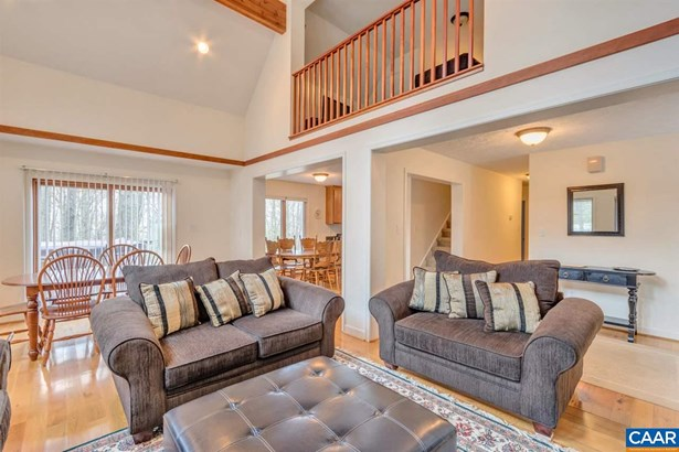Contemporary, Detached - WINTERGREEN RESORT, VA (photo 5)