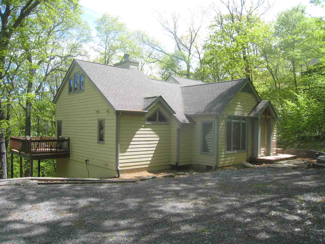 Post & Beam,Craftsman, Detached - WINTERGREEN RESORT, VA (photo 2)