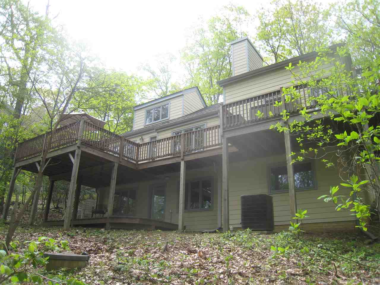 Post & Beam,Craftsman, Detached - WINTERGREEN RESORT, VA (photo 4)