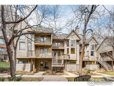 2 Story, Attached Dwelling - Boulder, CO (photo 1)