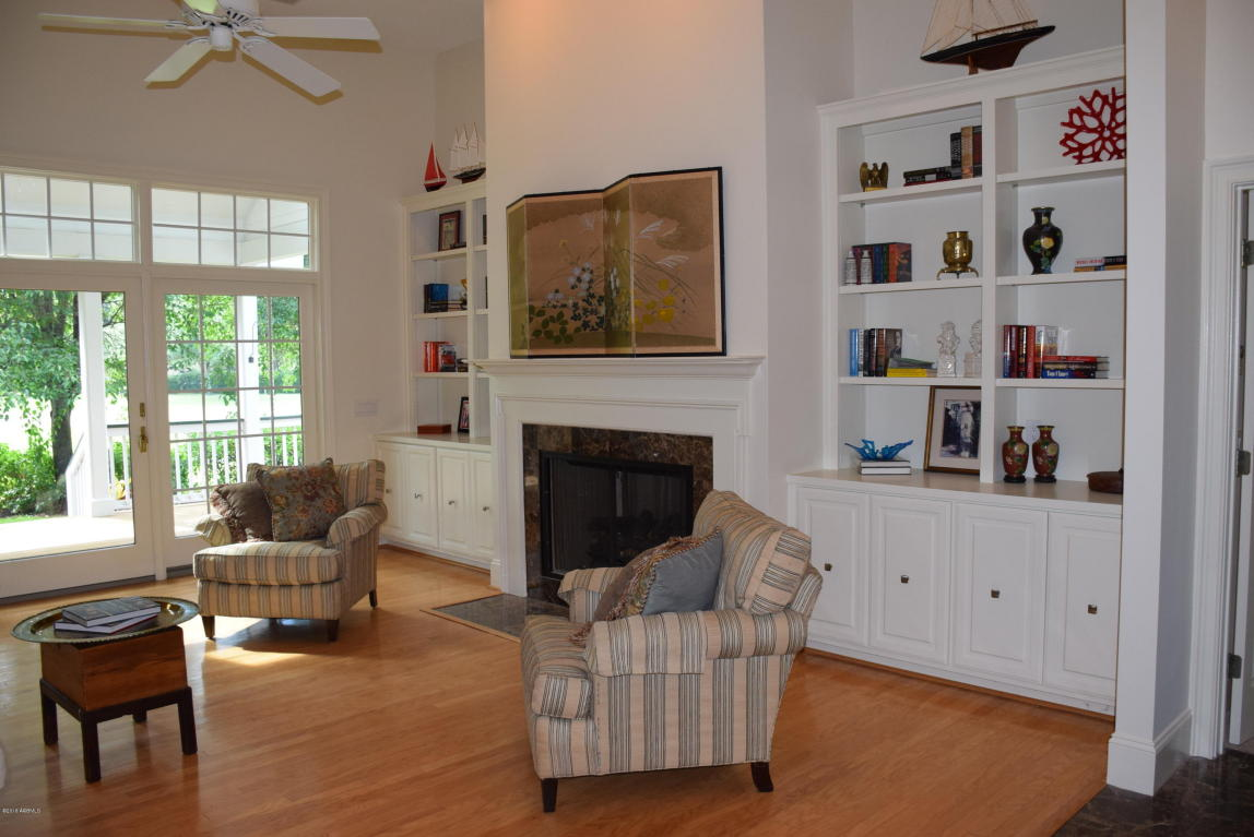 Ranch w/Bonus Room Over Garage, Single Family - Dataw Island, SC (photo 4)
