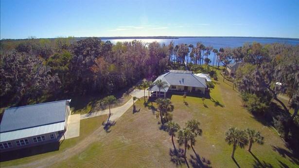 112 Point South Drive , Welaka, FL - USA (photo 1)