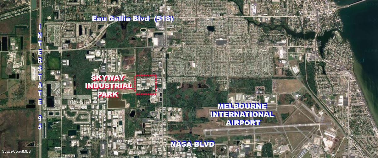 Tbd (3135) Skyway Circle, Melbourne, FL - USA (photo 2)