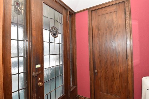 Leaded Glass Door (photo 3)