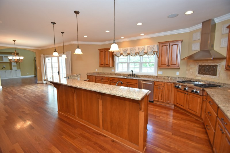 Open Concept Kitchen (photo 2)