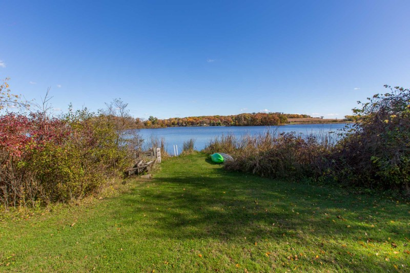 Lake Frontage + an Island! (photo 4)