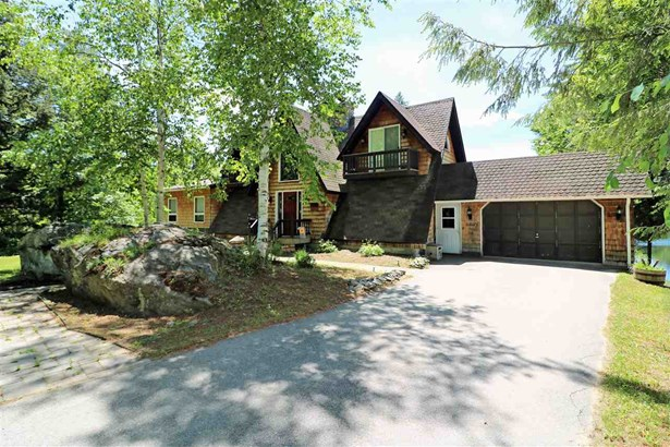 Chalet,Multi-Level,Walkout Lower Level, Single Family - Milan, NH (photo 1)