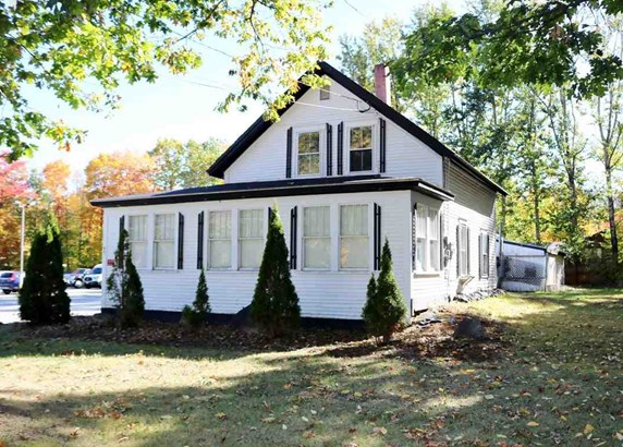 New Englander, Single Family - Gorham, NH (photo 1)