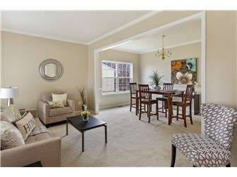 Living open to Dining Room (photo 4)
