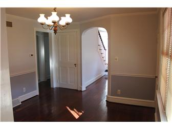 Charming arched entry to Dining Room (photo 5)
