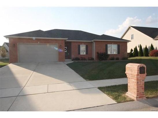 6825 Ridge Pointe Drive, O Fallon, IL - USA (photo 1)