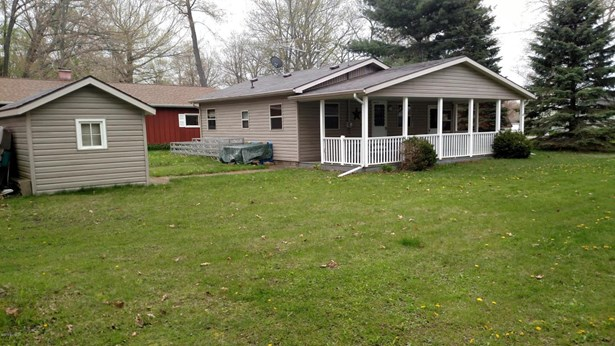 Single Family Residence, Ranch - Crystal, MI (photo 5)