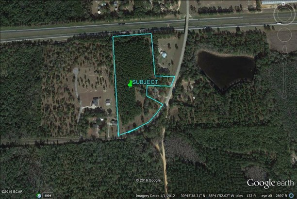 Land/Acres - Bonifay, FL (photo 1)