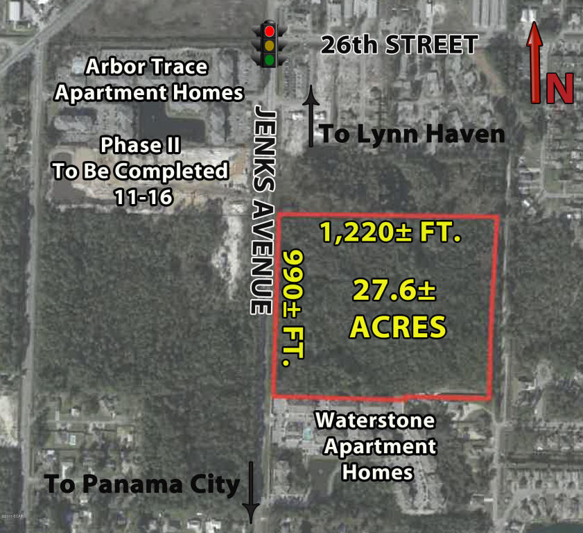 Land/Acres - Panama City, FL (photo 1)