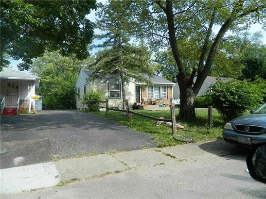 3611 N Dequincy Street, Indianapolis, IN - USA (photo 2)