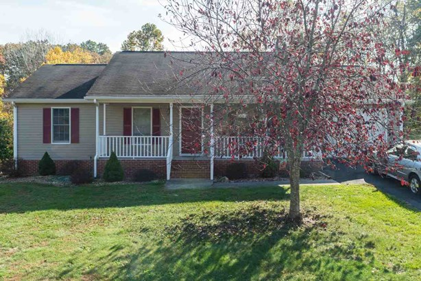 Ranch, Detached - MCGAHEYSVILLE, VA (photo 1)