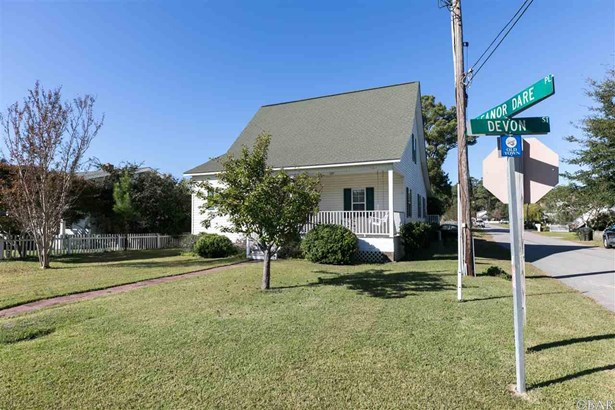 Single Family - Detached, Bungalow,Cape Cod - Manteo, NC (photo 3)