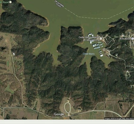 2 Lot Texoma Bluffs Circle, Gordonville, TX - USA (photo 1)