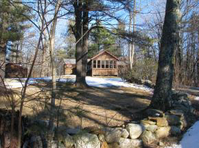 Bungalow,Cabin,New Englander, Single Family - Rindge, NH (photo 1)