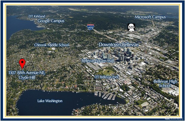 1307 88th Place Ne, Clyde Hill, WA - USA (photo 2)