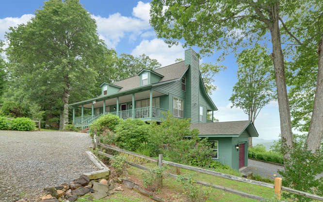 Country Rustic, Residential - Hayesville, NC (photo 1)