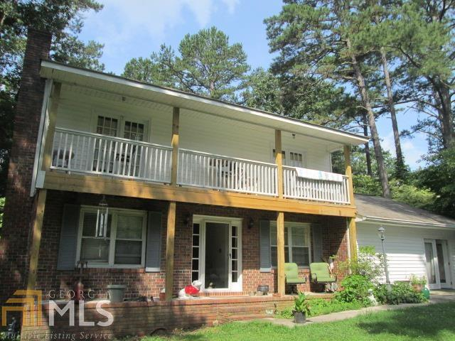 Single Family Detached, Colonial - Cedartown, GA (photo 1)