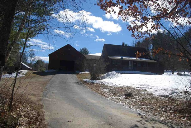 Cape, Single Family - Northfield, NH (photo 1)