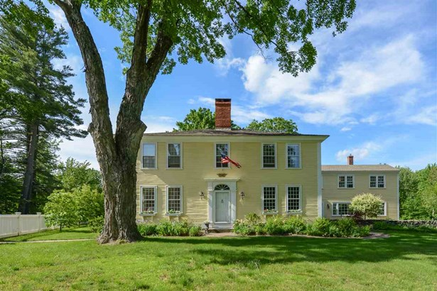 Antique,Colonial,Federal, Single Family - Hollis, NH (photo 1)