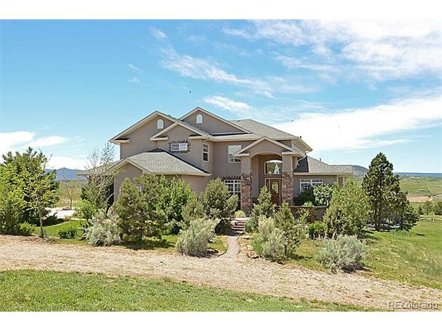 3532 Bell Mountain Drive, Castle Rock, CO - USA (photo 1)