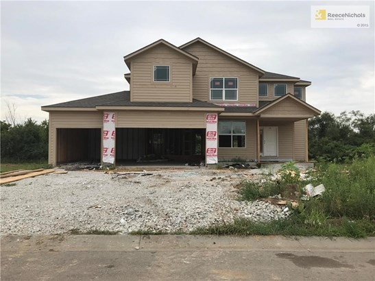 Optional Front Porch Upgrade Shown. (photo 1)