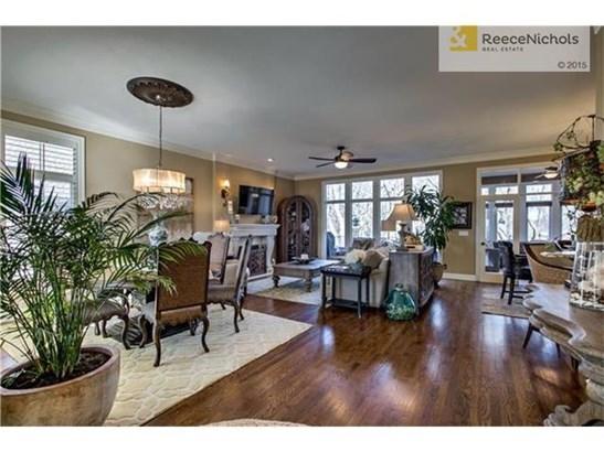 View from Front Door of Living Area Very Open Floor Plan! (photo 3)