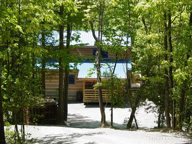 Log,Mountain, Single Family - Purlear, NC (photo 2)