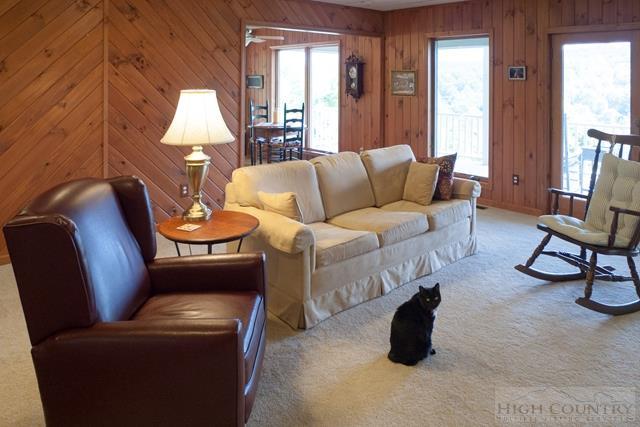 Cottage,Mountain, Single Family - Fleetwood, NC (photo 3)