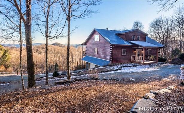 Log,Mountain, Single Family - Todd, NC (photo 1)