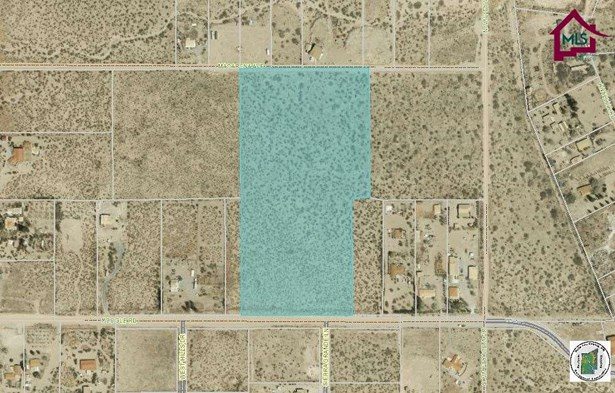 Acreage/Undeveloped - ANTHONY, NM (photo 1)