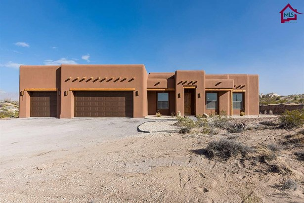House, Southwestern - LAS CRUCES, NM (photo 1)