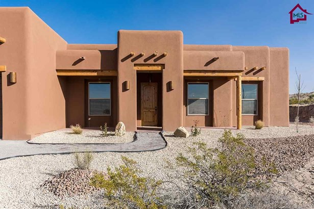 House, Southwestern - LAS CRUCES, NM (photo 2)