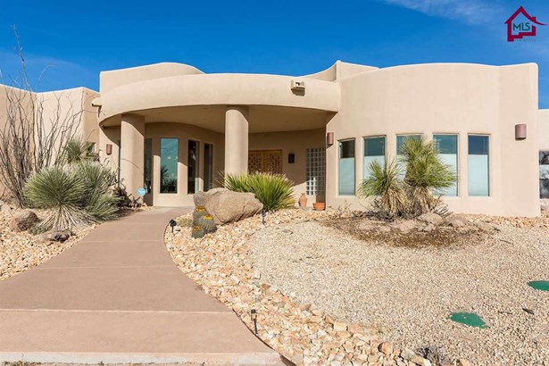 House, Southwestern - LAS CRUCES, NM (photo 4)