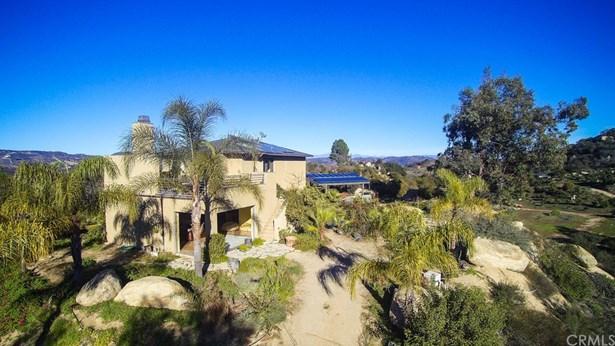 Single Family Residence, Contemporary,Custom Built,Modern - Fallbrook, CA (photo 2)