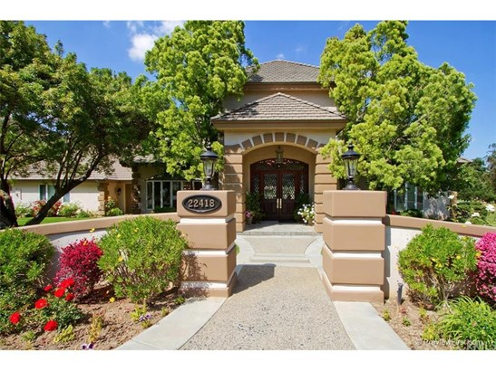 French, Single Family Residence - Murrieta, CA (photo 3)