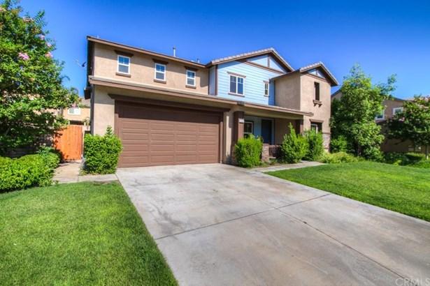 Single Family Residence, Craftsman - Corona, CA (photo 2)