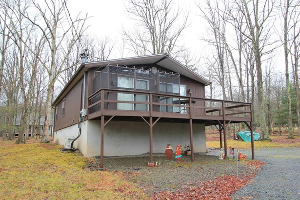 Raised Ranch, Residential - Lackawaxen, PA (photo 1)