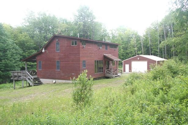 Detached, Log Home - Lakewood, PA (photo 1)