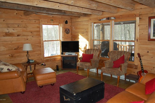 Detached, Log Home - Lords Valley, PA (photo 5)