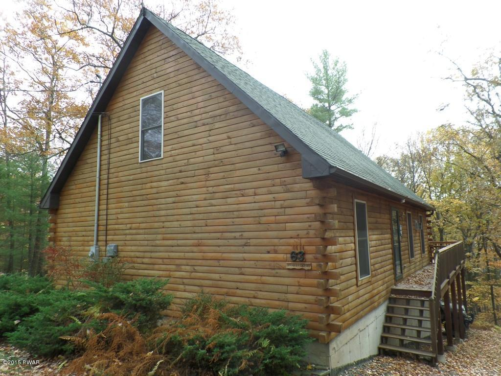Chalet,Log Home, Residential - Tafton, PA (photo 1)