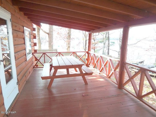 Detached, Log Home - Tafton, PA (photo 3)