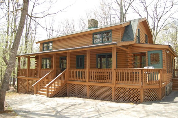 Detached, Log Home - Lords Valley, PA (photo 1)